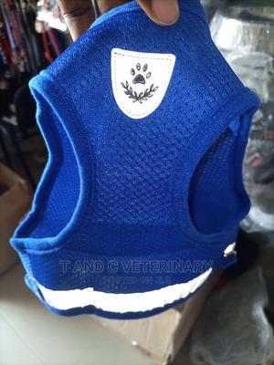 Pet Dog Padded Cloth Harness for Small Breeds   Pet's Accessories for sale in Lagos State, Agege