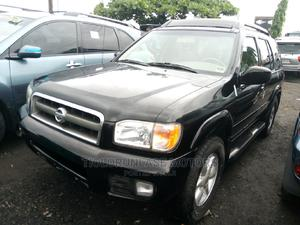 Nissan Pathfinder 2002 SE AWD SUV (3.5L 6cyl 4A) Black | Cars for sale in Lagos State, Apapa