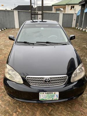 Toyota Corolla 2005 LE Black | Cars for sale in Edo State, Benin City