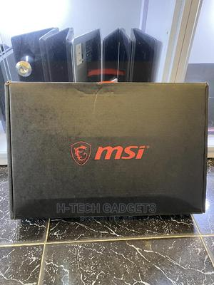 Laptop MSI 16GB Intel Core I7 SSD 512GB   Laptops & Computers for sale in Lagos State, Ikeja