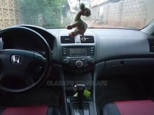 Honda Accord 2004 Automatic Red   Cars for sale in Abuja (FCT) State, Apo District