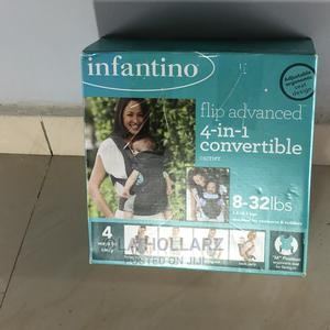 Original Infantino Flip Advanced 4-In-1 Baby Infant Carrier | Children's Gear & Safety for sale in Abuja (FCT) State, Kubwa