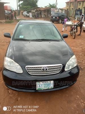 Toyota Corolla 2005 LE Black | Cars for sale in Lagos State, Ikorodu