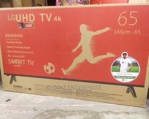 """65"""" LG Smart Tv   TV & DVD Equipment for sale in Lagos State, Ojo"""