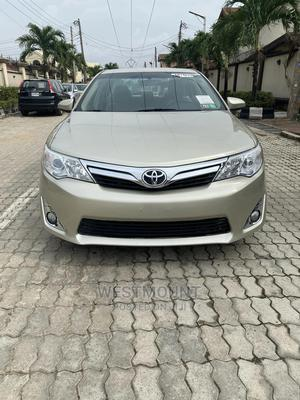 Toyota Camry 2013 Gold | Cars for sale in Lagos State, Agege