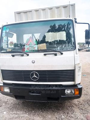 Mercedes Benz 814 4months Old   Trucks & Trailers for sale in Lagos State, Ikeja