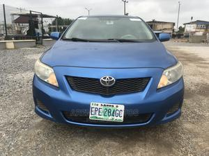 Toyota Corolla 2009 Blue | Cars for sale in Oyo State, Ibadan