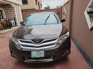 Toyota Venza 2010 V6 AWD Brown | Cars for sale in Lagos State, Alimosho
