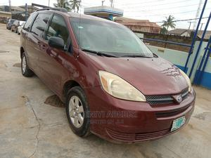 Toyota Sienna 2005 Red   Cars for sale in Lagos State, Ifako-Ijaiye