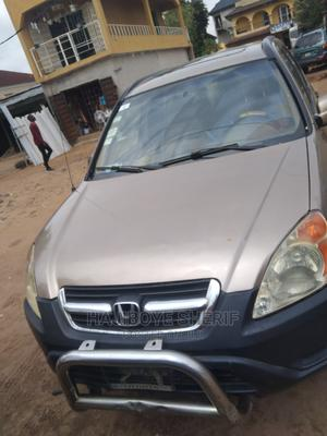 Honda CR-V 2004 2.0i ES Automatic Brown   Cars for sale in Lagos State, Abule Egba