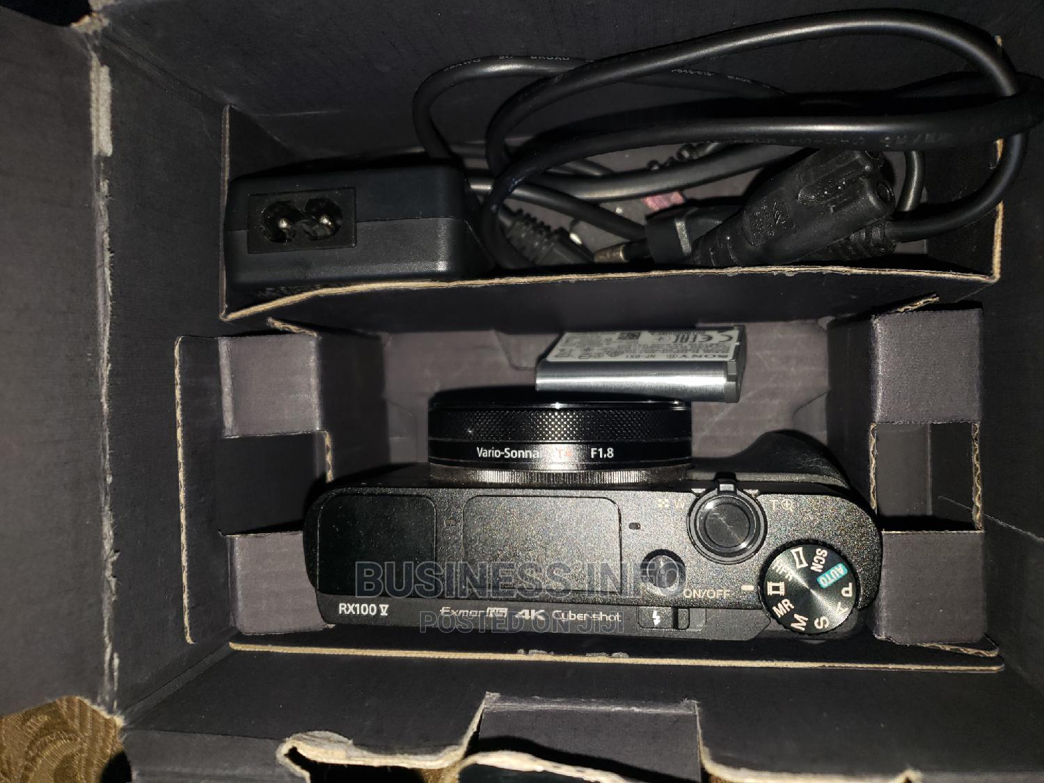 Sony Rx 100 Mark v | 4k at 24fps, 30fps | Photo & Video Cameras for sale in Aba North, Abia State, Nigeria