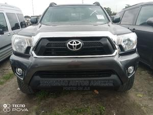 Toyota Tacoma 2011 Double Cab V6 Automatic Gray   Cars for sale in Lagos State, Amuwo-Odofin