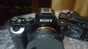 Sony A7 Mirrorless Full Frame Camera Wit 28-70mm Lens Uk Use   Photo & Video Cameras for sale in Edo State, Benin City