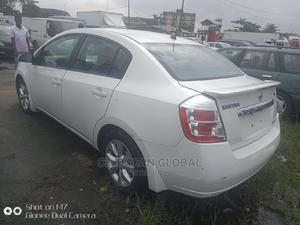 Nissan Sentra 2011 2.0 SL White | Cars for sale in Lagos State, Apapa