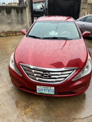 Hyundai Sonata 2013 Red | Cars for sale in Osun State, Ife