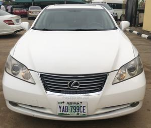 Lexus ES 2008 350 White   Cars for sale in Abuja (FCT) State, Central Business Dis