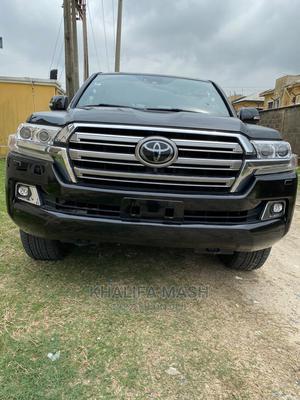 Toyota Land Cruiser 2018 5.7 V8 VXR Black | Cars for sale in Lagos State, Lekki