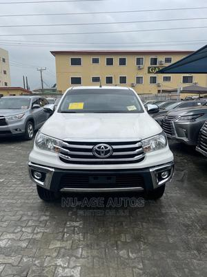 Toyota Hilux 2019 SR5+ 4x4 White | Cars for sale in Lagos State, Lekki