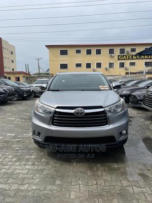 Toyota Highlander 2014 Silver   Cars for sale in Lagos State, Lekki