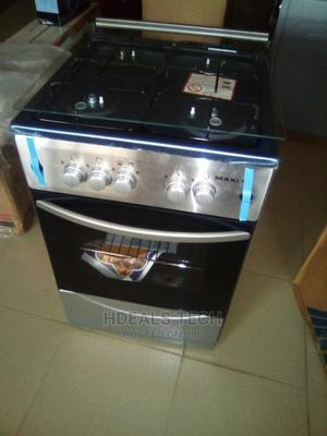 Maxi 4gas Burners Standing Cooker With Oven   Kitchen Appliances for sale in Lagos State, Ajah