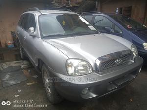 Hyundai Santa Fe 2007 2.7 Automatic Silver   Cars for sale in Lagos State, Apapa