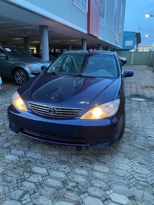Toyota Camry 2006 2.4 XLi Automatic Blue   Cars for sale in Rivers State, Port-Harcourt