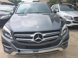 Mercedes-Benz GLE-Class 2017 Gray | Cars for sale in Lagos State, Ikeja
