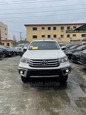 Toyota Hilux 2017 SR5 4x4 White   Cars for sale in Lagos State, Lekki