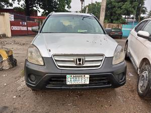 Honda CR-V 2004 Silver | Cars for sale in Lagos State, Surulere