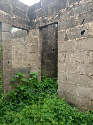 Uncompleted Two Bedroom on a Half Plot of Land for Sale. | Land & Plots For Sale for sale in Lagos State, Alimosho