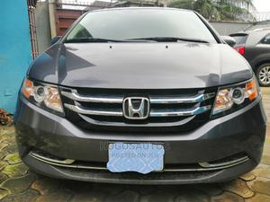 Honda Odyssey 2014 Gray | Cars for sale in Rivers State, Port-Harcourt