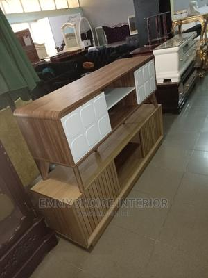 Wooden Tv Stand   Furniture for sale in Abuja (FCT) State, Wuse
