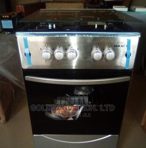 Maxi 4gas Burners Standing Cooker With Oven Turkey Made   Kitchen Appliances for sale in Lagos State, Alimosho