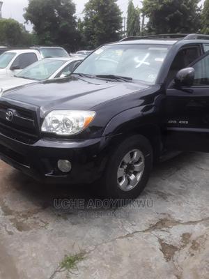 Toyota 4-Runner 2006 Limited 4x4 V6 Black   Cars for sale in Lagos State, Ikeja