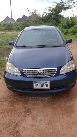 Toyota Corolla 2006 LE Blue | Cars for sale in Edo State, Benin City
