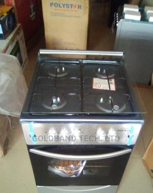 Maxi 4gas Burners Standing Cooker With Oven Turkey Made   Kitchen Appliances for sale in Lagos State, Ikeja