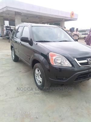Honda CR-V 2004 Black | Cars for sale in Lagos State, Isolo