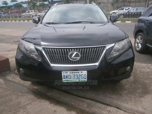 Lexus RX 2010 350 Black   Cars for sale in Lagos State, Ikeja