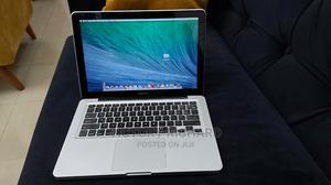 Laptop Apple MacBook 2013 4GB Intel Core i5 SSHD (Hybrid) 500GB | Laptops & Computers for sale in Lagos State, Ifako-Ijaiye