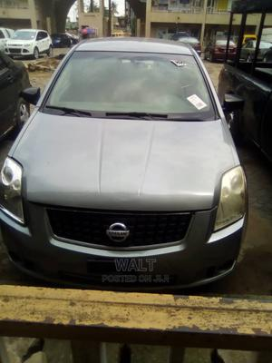 Nissan Sentra 2008 2.0 Gray | Cars for sale in Lagos State, Ikeja