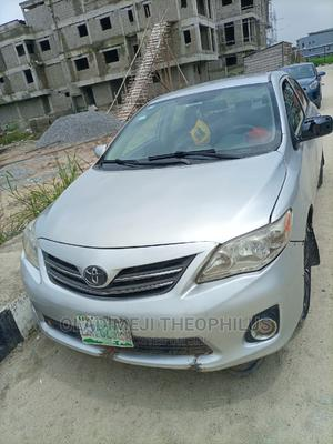 Toyota Corolla 2008 1.8 LE Silver | Cars for sale in Lagos State, Ikoyi