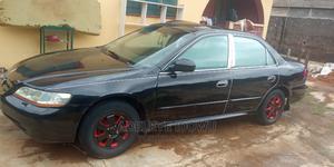 Honda Accord 2001 Coupe Black   Cars for sale in Ogun State, Ijebu Ode
