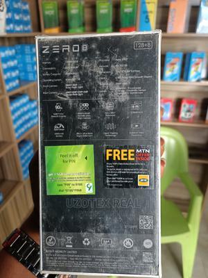 New Infinix Zero 8 128 GB Black   Mobile Phones for sale in Abuja (FCT) State, Zuba