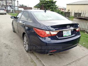 Hyundai Sonata 2013 Blue   Cars for sale in Rivers State, Port-Harcourt