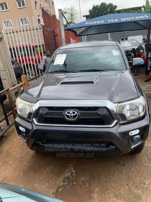 Toyota Tacoma 2014 Gray | Cars for sale in Lagos State, Ojodu
