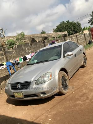 Nissan Altima 2004 2.5 S Silver | Cars for sale in Lagos State, Abule Egba
