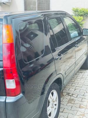 Honda CR-V 2004 EX 4WD Automatic Black | Cars for sale in Abuja (FCT) State, Gwarinpa