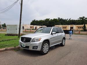 Mercedes-Benz GLK-Class 2012 350 Silver | Cars for sale in Abuja (FCT) State, Asokoro