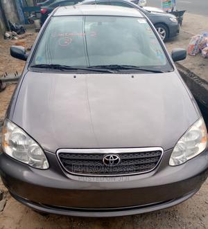 Toyota Corolla 2005 1.4 C Gray | Cars for sale in Delta State, Warri