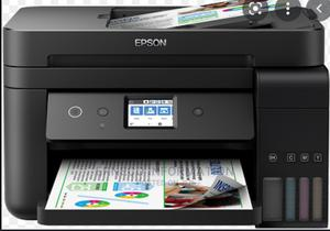 Epson L6190 Wi-Fi Duplex All-In-One Ink Tank Printer | Printers & Scanners for sale in Lagos State, Ikeja